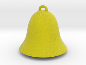 Emoji Bell in Full Color Sandstone