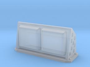 TAMIYA PORSCHE 959 BRAKE LIGHT - LAMP in Smoothest Fine Detail Plastic