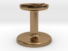 Microscope Wax Seal in Natural Brass