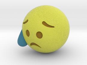 Emoji17 in Full Color Sandstone