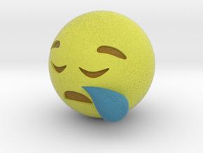 Emoji19 in Full Color Sandstone