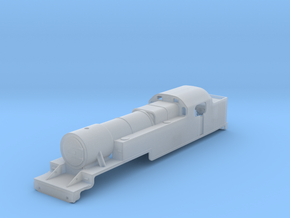 Fowler 2-6-4T Model 2mm in Smooth Fine Detail Plastic