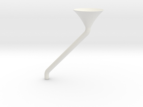 Special  Funnel - Spezialtrichter in White Strong & Flexible