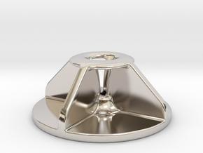 Stand: Exclusive Pen - Classic X in Platinum