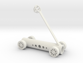 Office desk Catapult in White Strong & Flexible