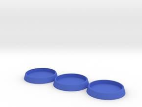 Guild Bases in Blue Processed Versatile Plastic