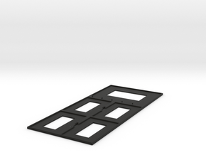 Guild Panel Deluxe in Black Natural Versatile Plastic