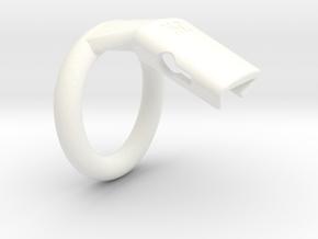 Q4-T120-06 in White Processed Versatile Plastic