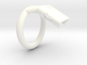 Q4-T135-06 in White Processed Versatile Plastic