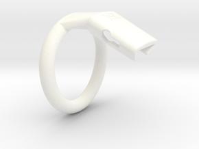 Q4-T145-06 in White Processed Versatile Plastic