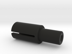 SX-64 Push-Button Extension. in Black Natural Versatile Plastic