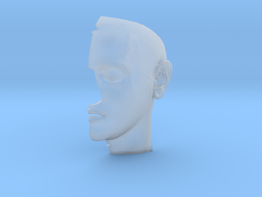 Subject 3f | Left Face in Frosted Ultra Detail