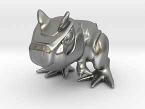 Tyrunt in Natural Silver