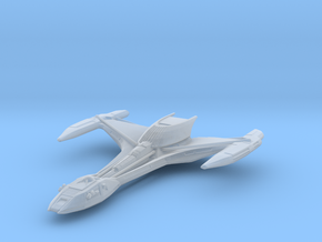Klingon Raptor 1/2500 in Smooth Fine Detail Plastic
