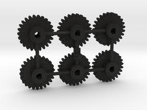 V3-group in Black Acrylic