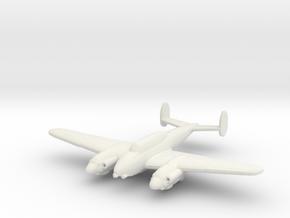 IMAM Ro.58 in White Strong & Flexible: 1:200