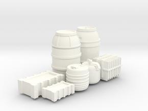 YT1300 HSBRO LEGACY 87591 HALL BITS 3 in White Processed Versatile Plastic