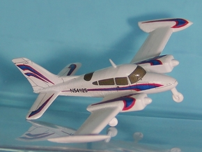 Cessna 310 - Nscale in Frosted Ultra Detail