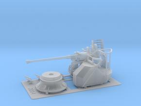 Bofors MKVII Kit 1/20 in Smooth Fine Detail Plastic