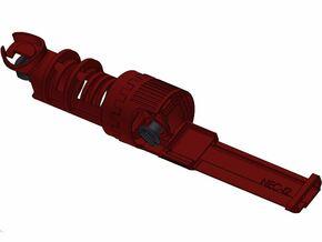 KR Qui-Gon Jinn - I2/SPARK2 chassis kit in White Strong & Flexible