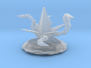 Swarm Obelisk in Smooth Fine Detail Plastic