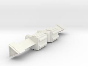 Gizmo Blaster 2-pack in White Strong & Flexible