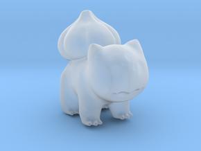 Bulbasaur in Smooth Fine Detail Plastic