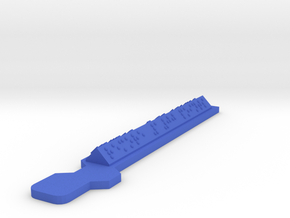 Hour of Code : Action-Remove 100 Points in Blue Processed Versatile Plastic