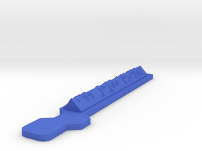 Hour of Code : Action-Add 300 Points in Blue Processed Versatile Plastic