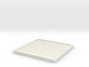 Hour of Code : Board in White Natural Versatile Plastic