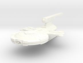 Ghorn Light Cruiser in White Processed Versatile Plastic