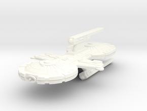 Ghorn Grand Cruiser in White Processed Versatile Plastic