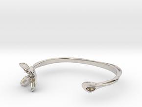 Helix Bracelet in Platinum