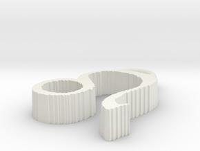 Model-3aecdf3b692da73742fc550fa705e110 in White Strong & Flexible