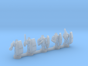 UWN Peacekeepers in Smooth Fine Detail Plastic