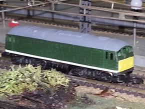 BR Class 24 - Z - 1:450 in Smooth Fine Detail Plastic