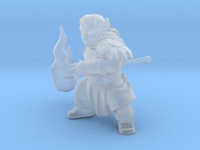 Dwarf Druid in Smooth Fine Detail Plastic