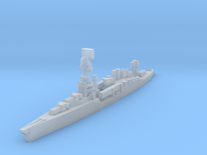 Northampton class cruiser 1/4800 in Smooth Fine Detail Plastic