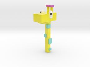 Giraffe in Glossy Full Color Sandstone