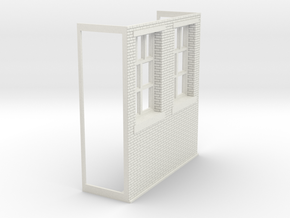 Z-76-lr-warehouse-base-plus-window-1 in White Natural Versatile Plastic