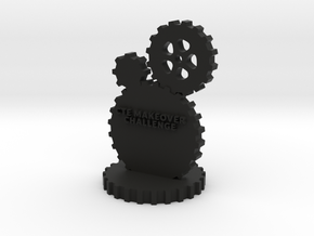 CTE Makerspace Award in Black Natural Versatile Plastic
