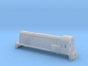 800 Class 2.5mm in Smooth Fine Detail Plastic