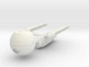 CS-10 in White Strong & Flexible