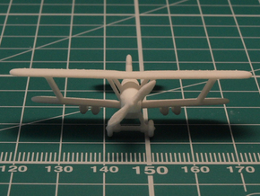 Hawker Hart 1/200 in White Natural Versatile Plastic