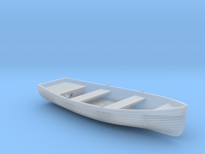 1/72 USN Wherry Life Raft Boat  in Smooth Fine Detail Plastic