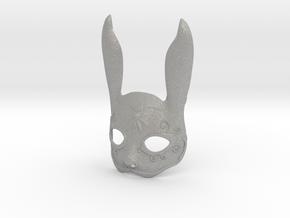 Splicer Mask Rabbit (Womens Size) in Aluminum