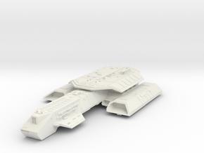 SG1 Dadelas in White Natural Versatile Plastic