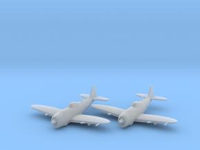 Republic P-47 'Thunderbolt' Bubbletop 1:200 x2 FUD in Smooth Fine Detail Plastic