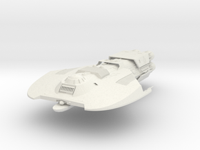 Freighter in White Strong & Flexible
