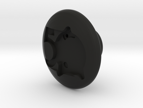 Star Trek 50 Shooter Knob in Black Natural Versatile Plastic